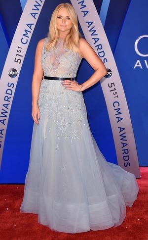 Miranda Lambert, 2017 CMA Awards