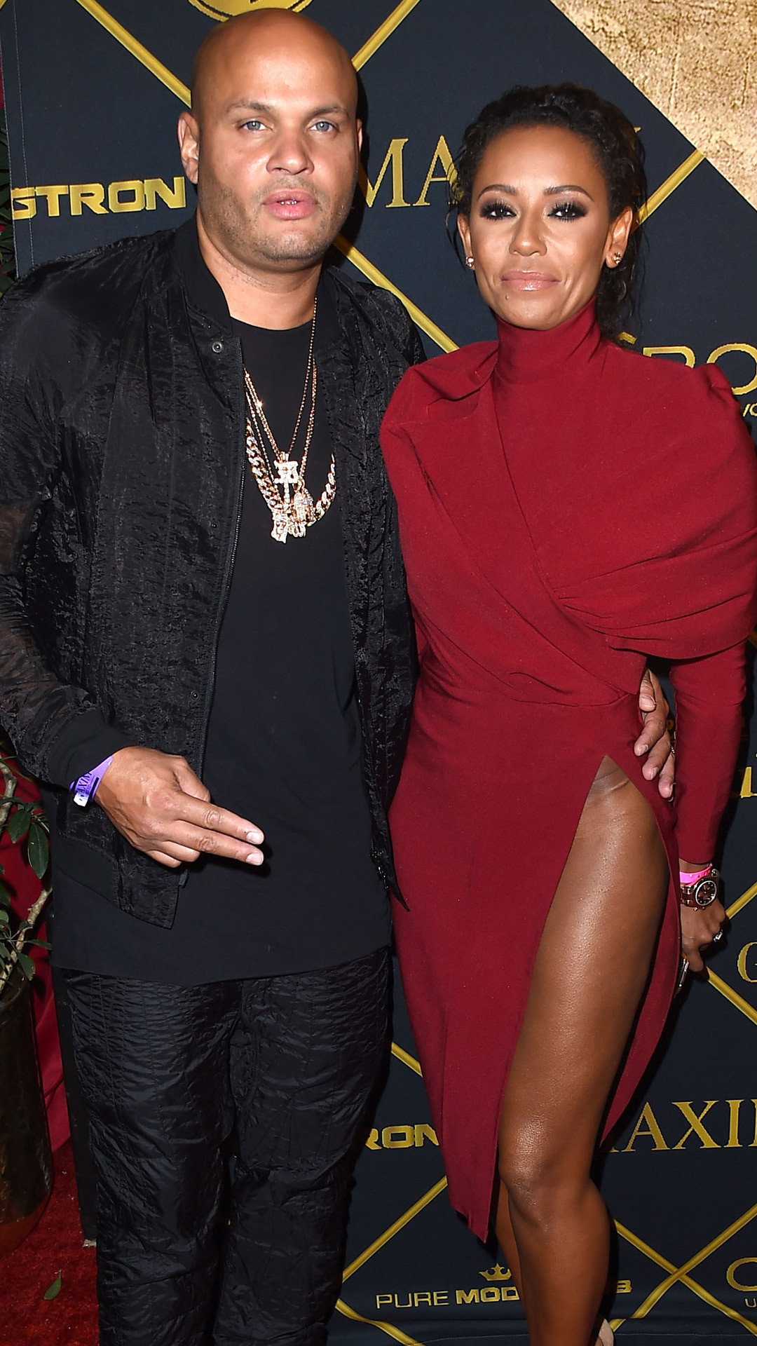 Mel B Ordered to Complete Random Drug and Alcohol Tests as