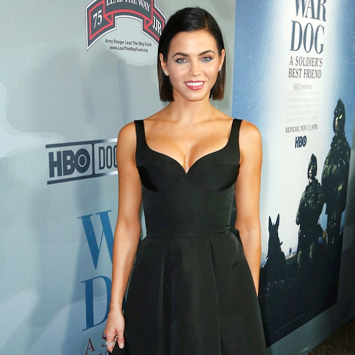Jenna Dewan Tatum Is Simply Chic More Best Dressed Of The Week E