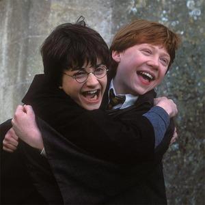 Harry Potter, Daniel Radcliffe, Emma Watson, Rupert Grint