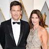 Jason Bateman, Amanda Anka, 2017 Oscars, Academy Awards, Couples