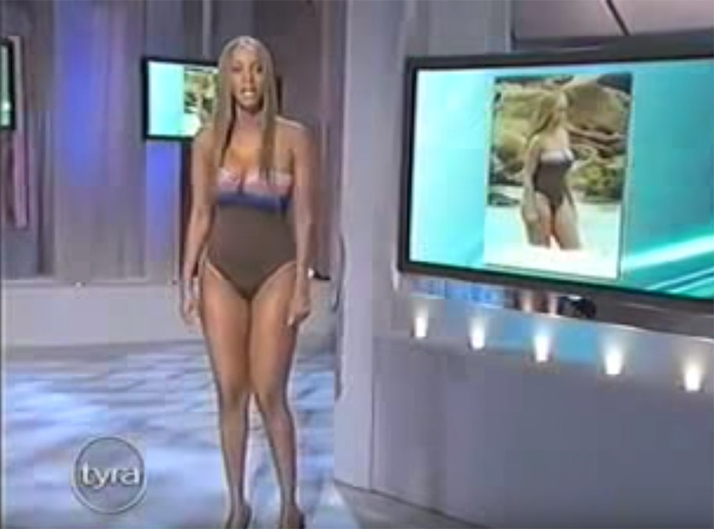 Tyra banks ass pics