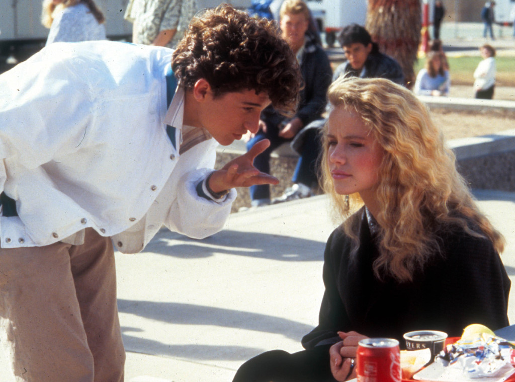 Amanda Peterson, Patrick Dempsey, Can't Buy Me Love