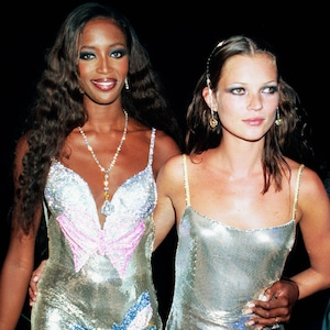 ESC: Naomi Campbell and Kate Moss, 1999
