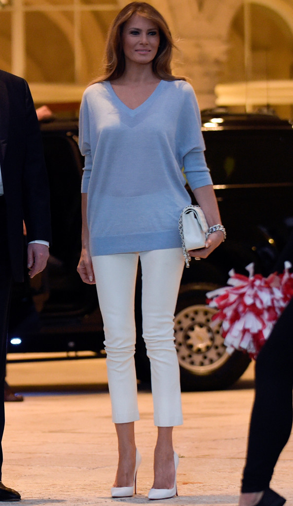Melania Trump, First Lady Fashions