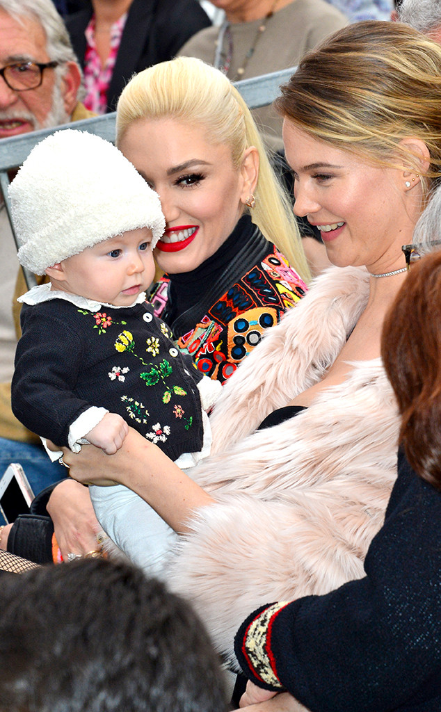 Gwen Stefani, Behati Prinsloo, Dusty Rose