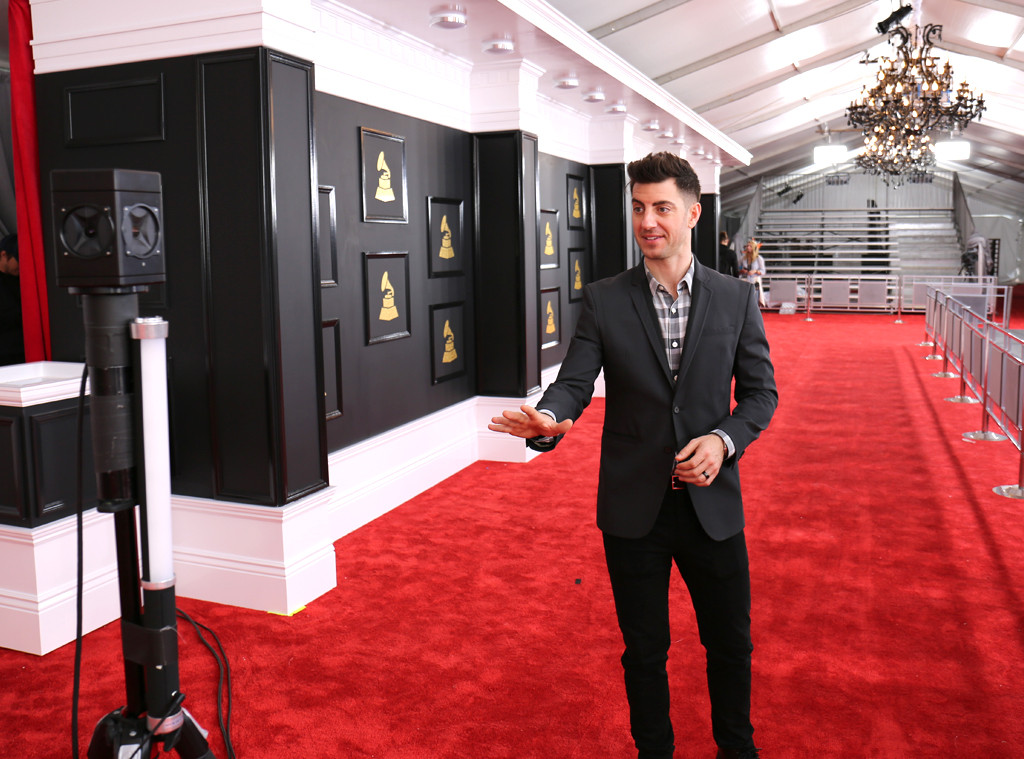 E live 360 at grammys 2017 be there on tonight 39 s red carpet e news - Watch e red carpet online ...