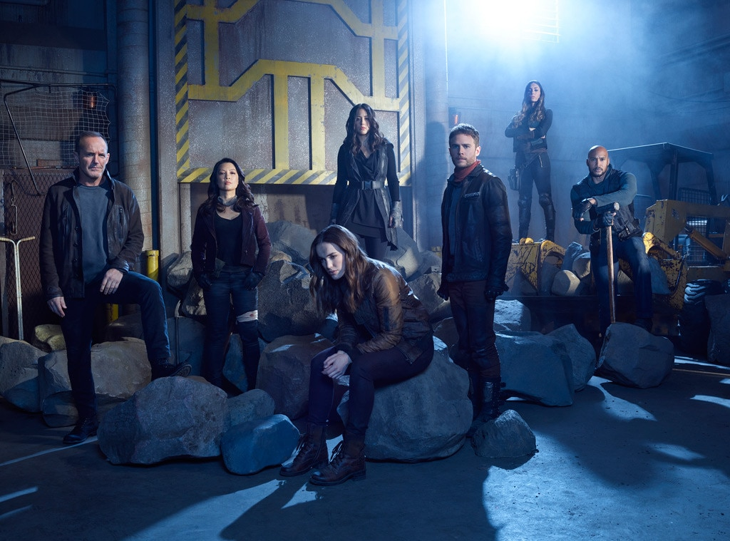 ABC renews 'Agents of SHIELD' for a sixth season