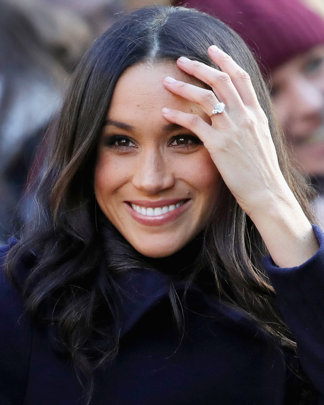 Meghan Markle Pulls A Kate Middleton And Repeats A