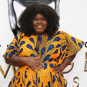 Gabourey Sidibe, 48th NAACP Image Awards