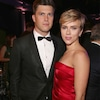 Scarlett Johansson and Colin Jost Make Their Official Debut as a Couple