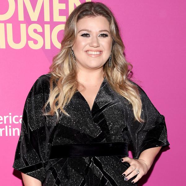 Kelly Clarkson, Billboard Women In Music 2017