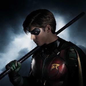Robin, Titans