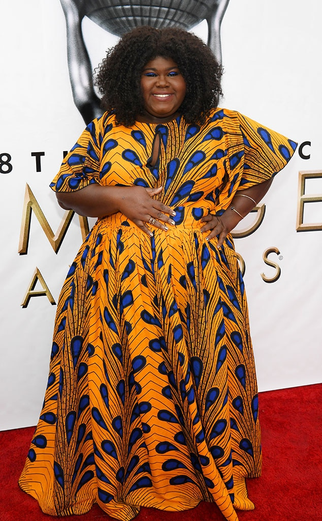 Bowl Schedule 2017 >> Gabourey Sidibe from 2017 NAACP Image Awards: Red Carpet Arrivals | E! News