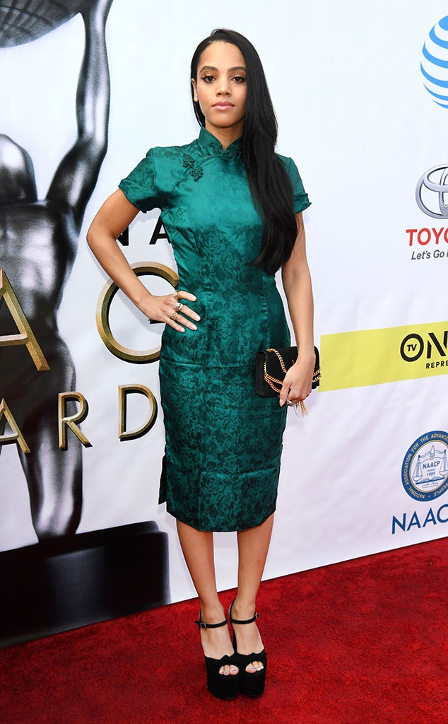 Bianca Lawson from 2017 NAACP Image Awards: Red Carpet ...