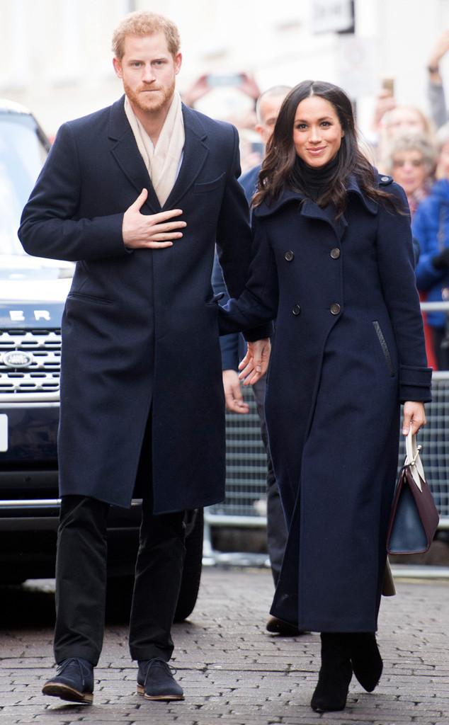 Prince Harry, Meghan Markle, Nottingham