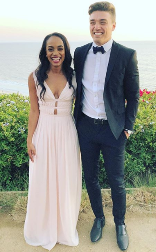 Why Rachel Lindsay Was Shocked by Dean Unglert and Lesley