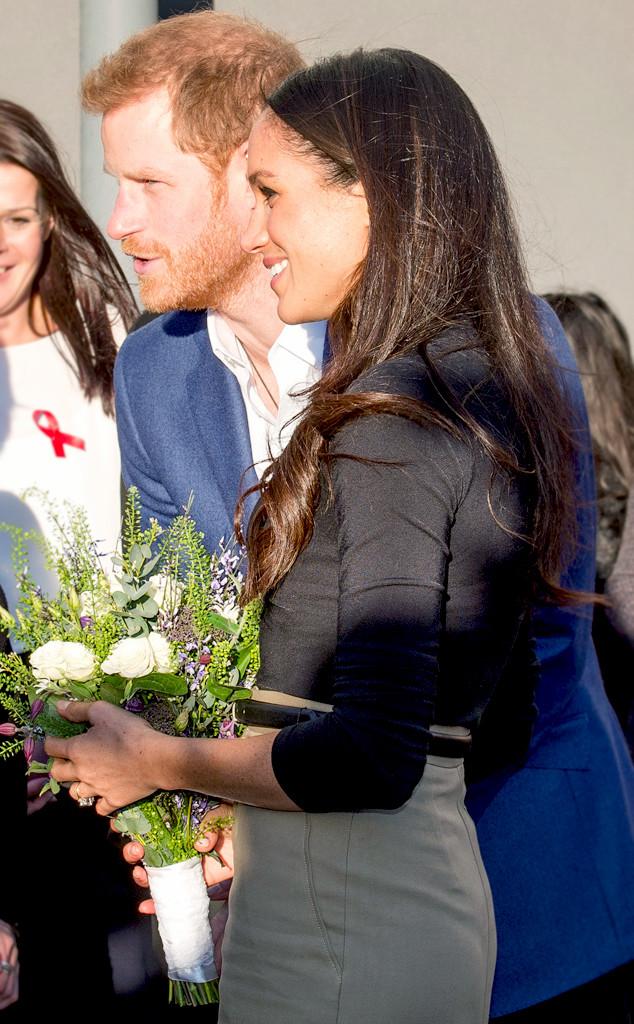 ESC: Meghan Markle, Prince Harry