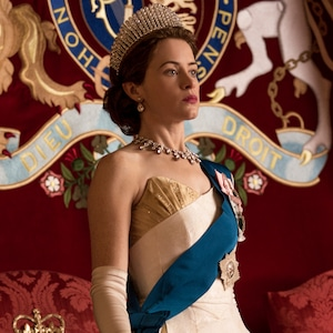 The Crown, Claire Foy