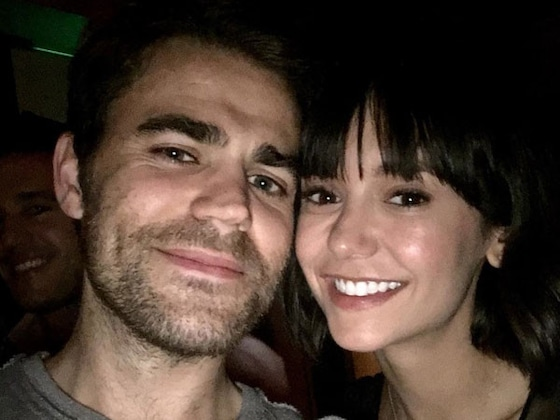 Nina Dobrev and Paul Wesley Poke Fun at Feud Rumors in Hilarious Video