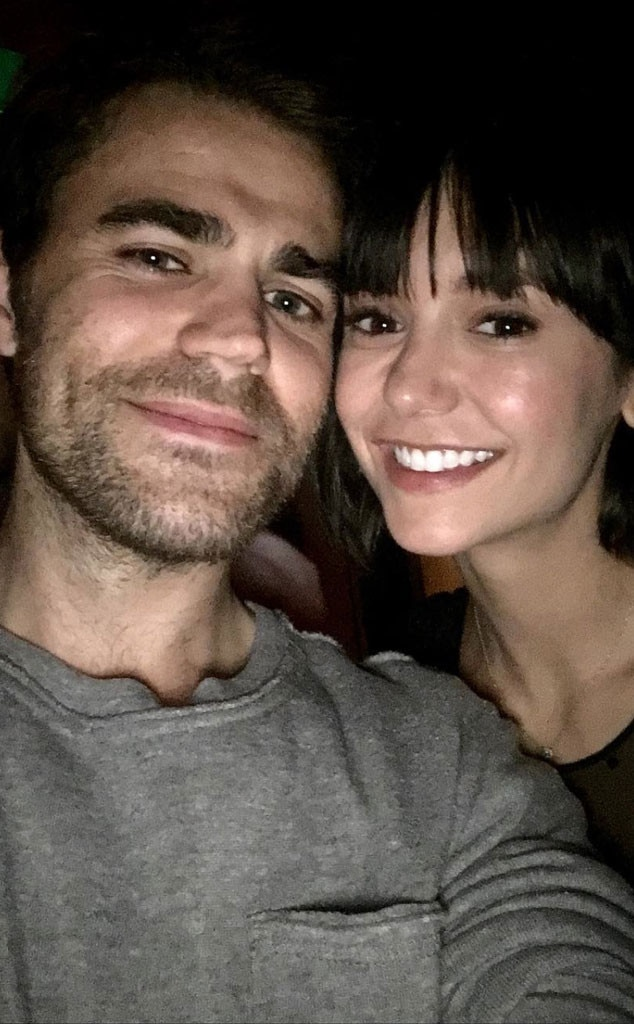 Nina dobrev paul wesley dating 2019
