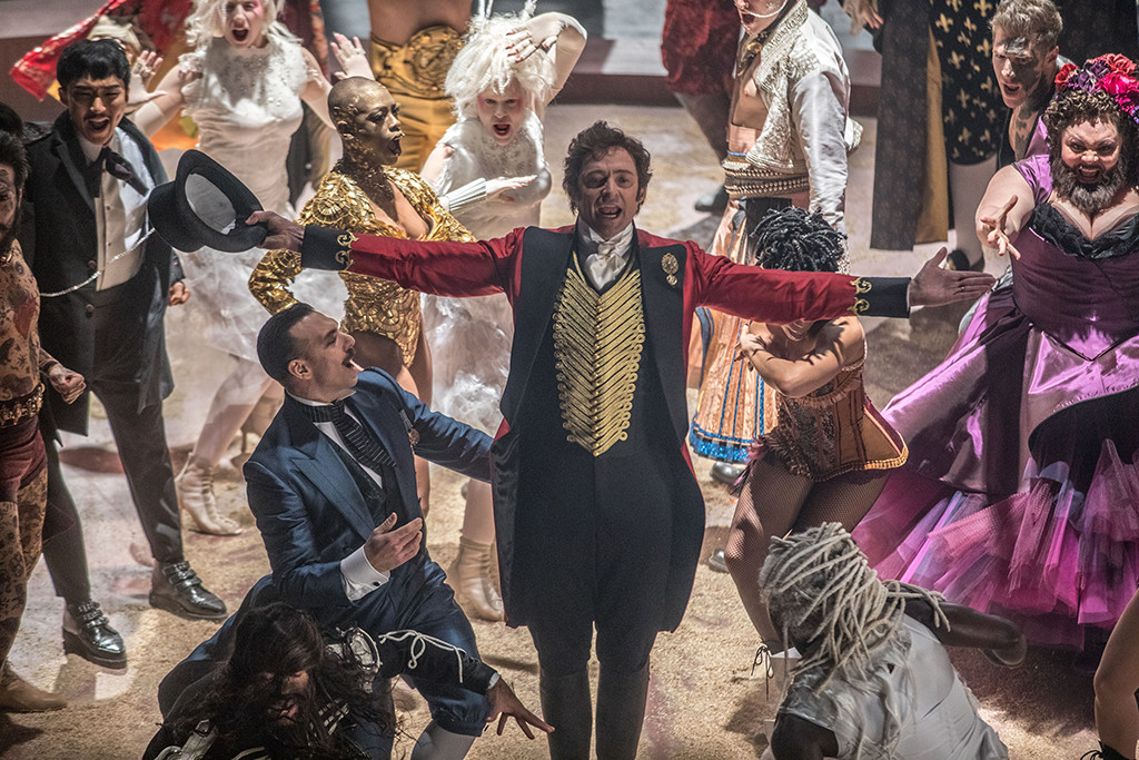 Hugh Jackman, The Greatest Showman