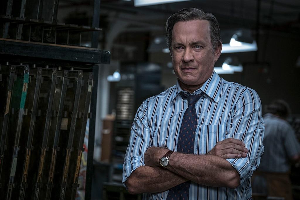 Tom Hanks, The Post