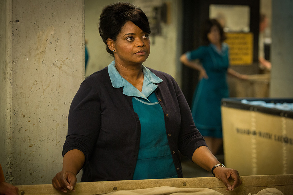 Shape of Water, Octavia Spencer, Sally Hawkins