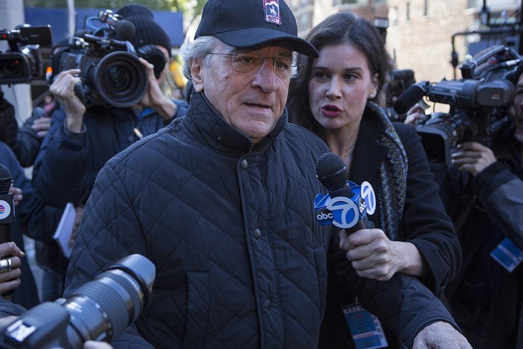Robert De Niro, Wizard of Lies