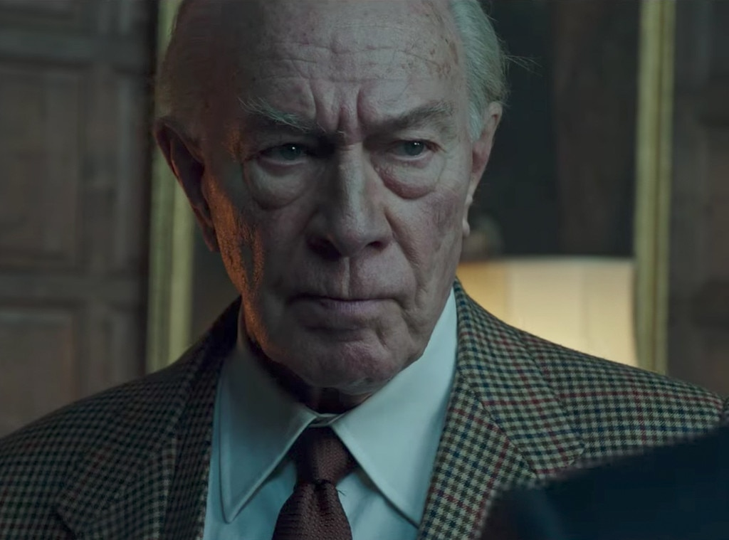 Christopher Plummer, All the Money in the World