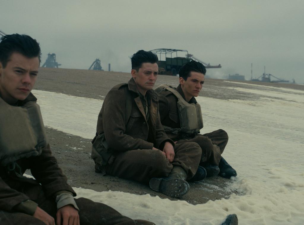 Aneurin Barnard, Dunkirk