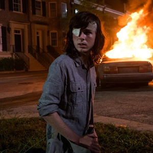 Chandler Riggs, The Walking Dead Season 8