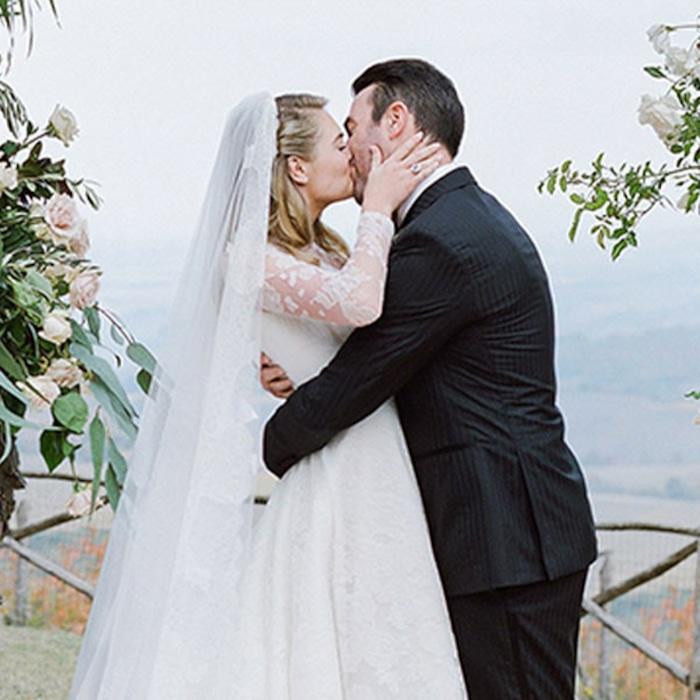 Kate Upton Wedding Dress.Kate Upton Shares Photos From Her Wedding To Justin Verlander