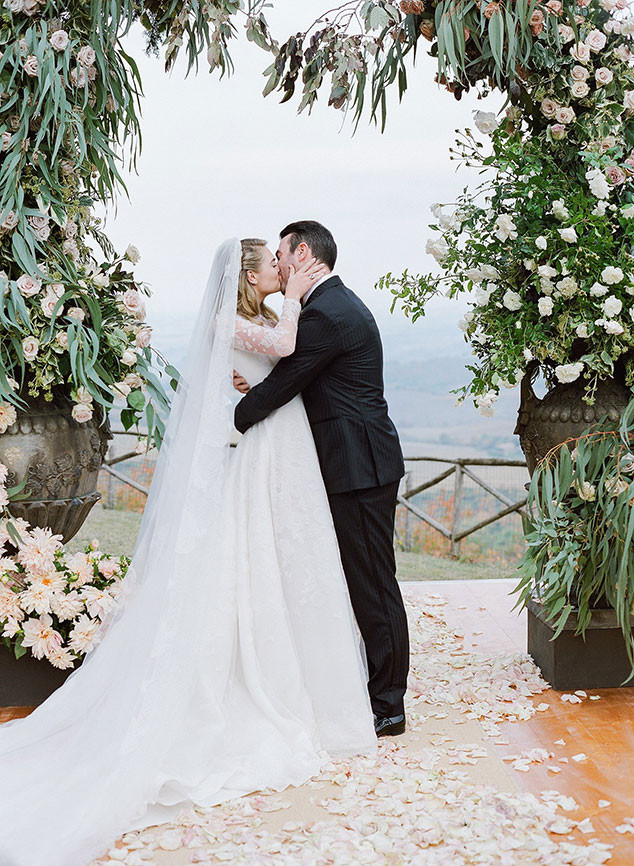 Kate Upton, Justin Verlander, Wedding, Vogue