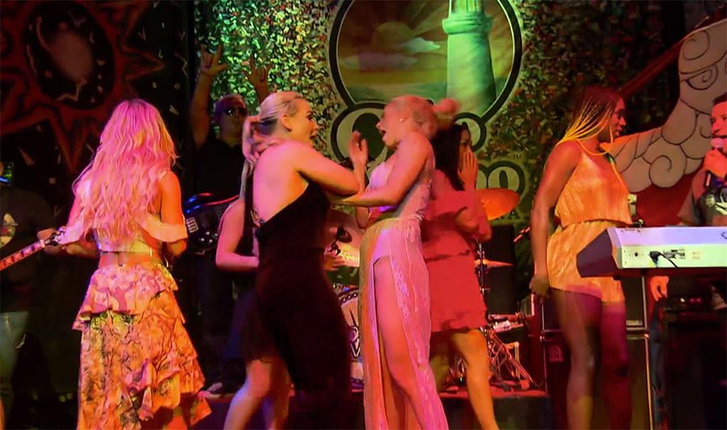 Lana, Nattie, Total Divas