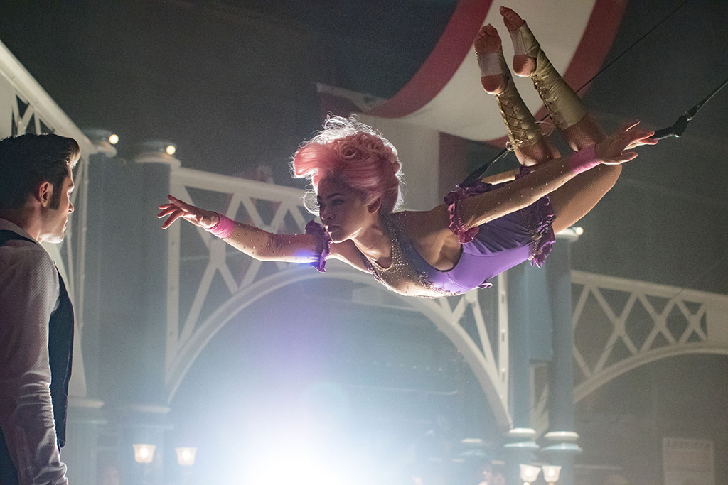 Zac Efron, Zendaya, The Greatest Showman
