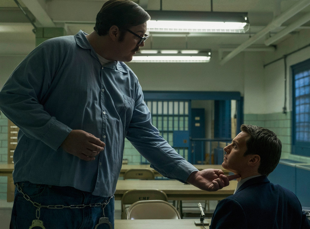 Cameron Britton, Mindhunter