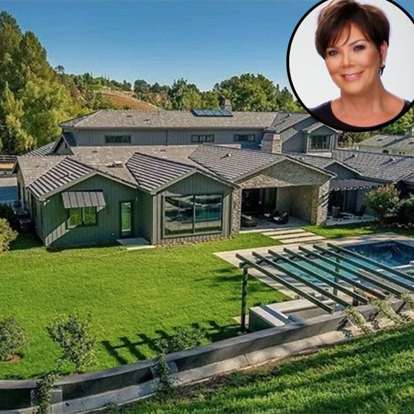 Kris Jenner Drops Nearly $10 Million To Move Across The Street From Kim  Kardashian | E! News