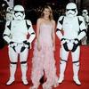 Laura Dern, Star Wars Premiere