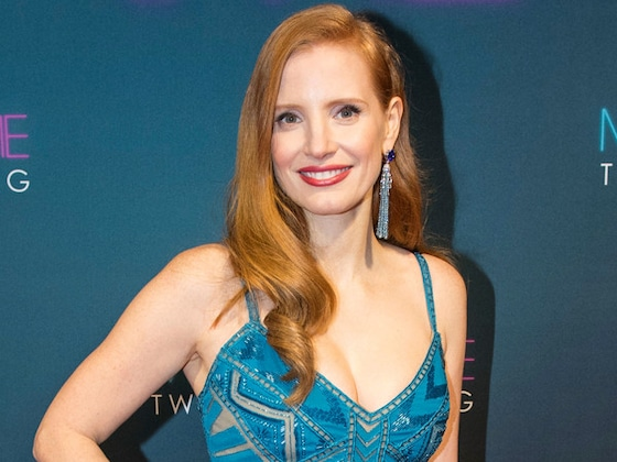 Surprise! Jessica Chastain Welcomed a Baby Girl 7 Months Ago
