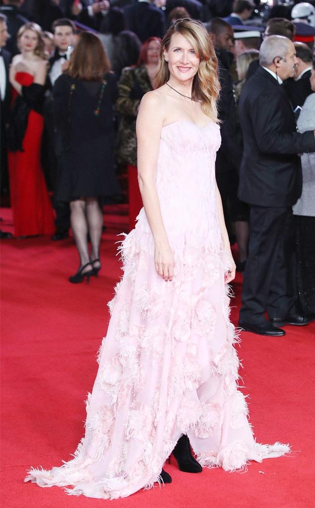 Laura Dern, Star Wars Premiere, 2017