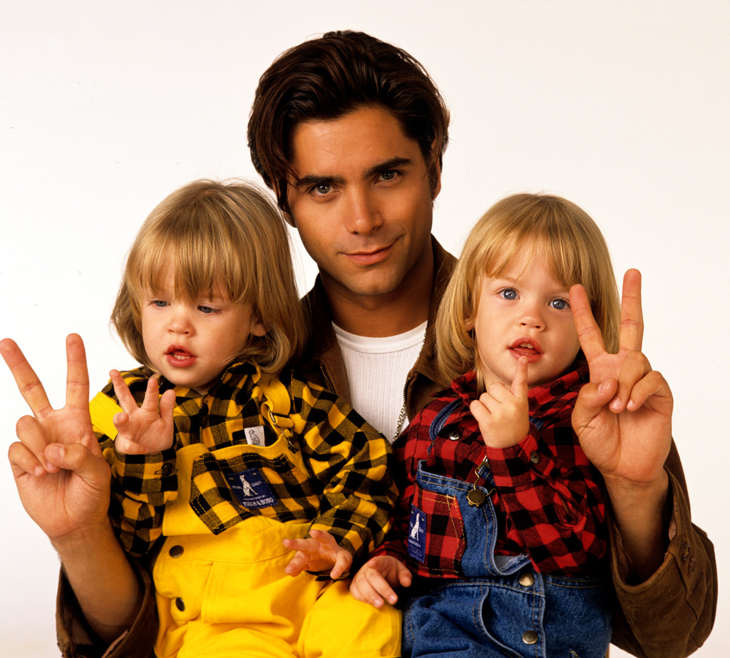 John Stamos' Full House Son Nicky Has Adorable Reaction To
