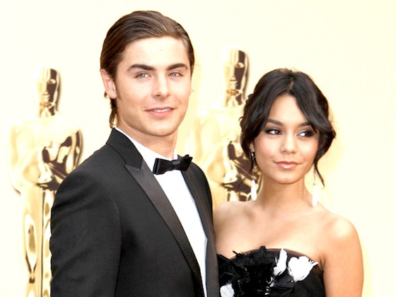 Why Vanessa Hudgens Feels ''Grateful'' to Have Dated Zac Efron During Their <i>High School Musical</i> Days