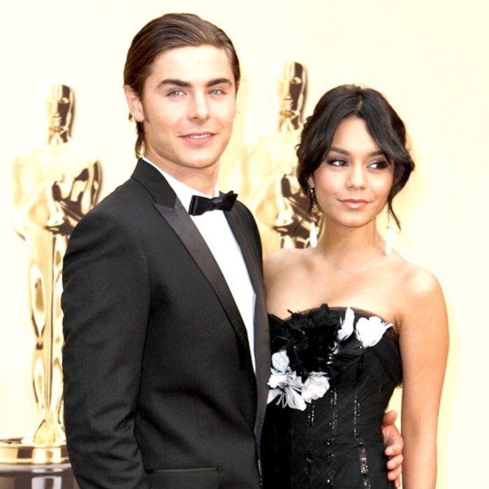 Zac Efron and Vanessa Hudgens Split 7 Years Ago: Remembering Their Cutest  Moments | E! News