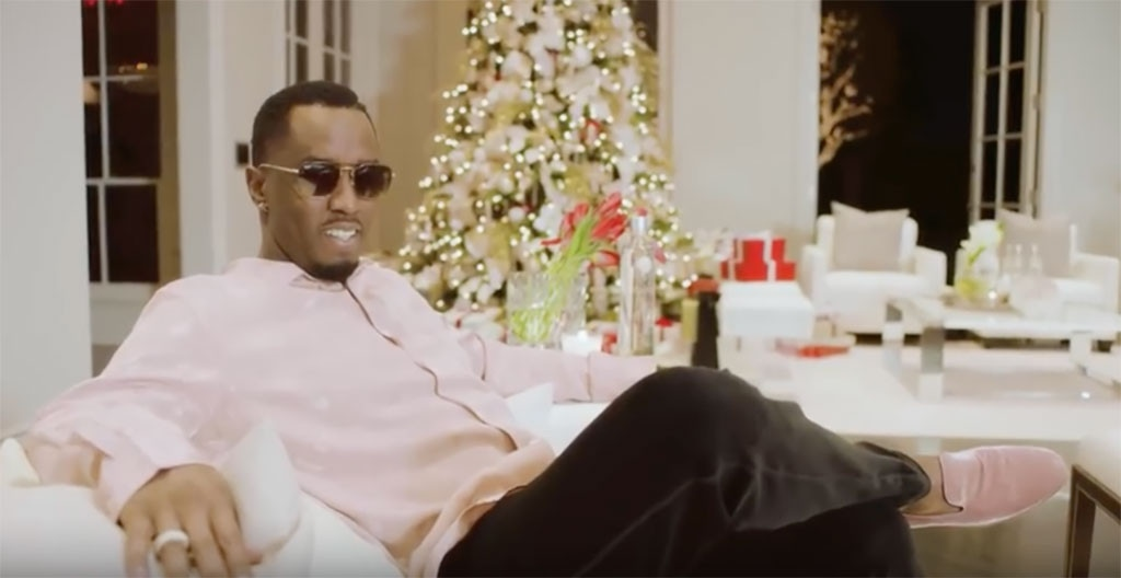 """Sean Diddy"""" Combs, 73 Questions, Vogue"""