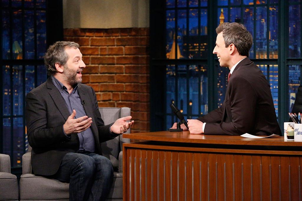 Judd Apatow, Late Night With Seth Meyers