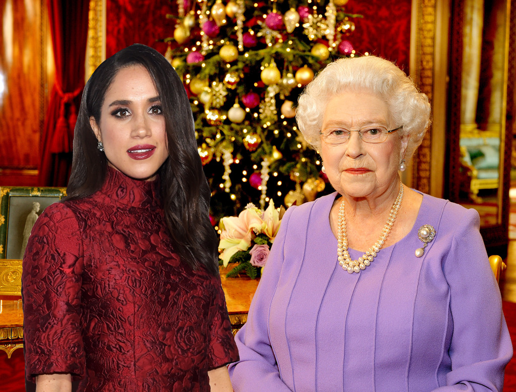 Meghan Markle, Queen Elizabeth II