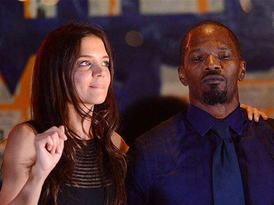 The Evolution of Jamie Foxx and Katie Holmes' Mysterious Relationship