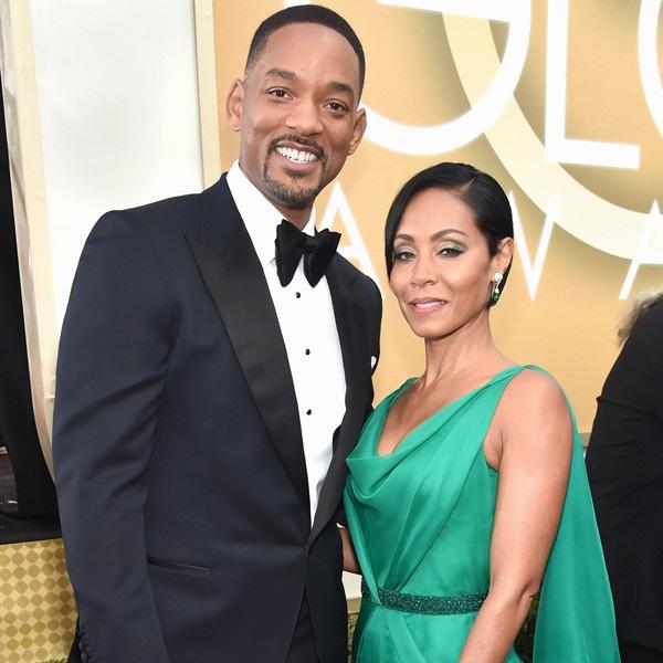 Will Smith, Jada Pinkett Smith, Golden Globe Awards, Couples, 2016