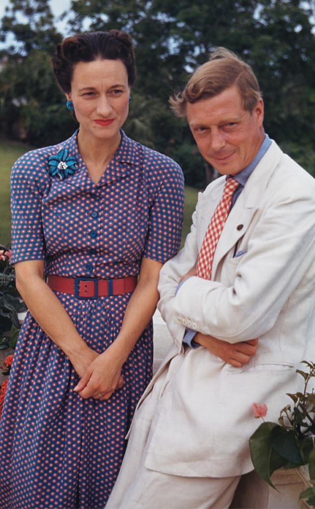 Wallis, Duchess of Windsor, Duke of Windsor